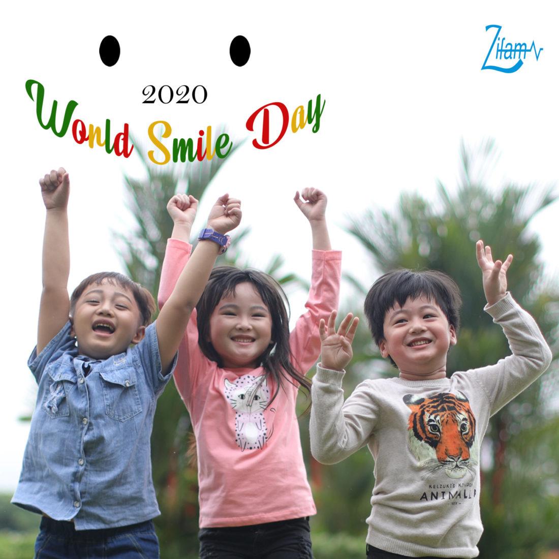 World Smile Day 2020